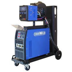 Inverter Type Synergic Pulse MIG Welding Machine