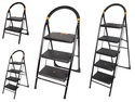 Cipla Plast Folding Ladder with Wide Steps - Milano