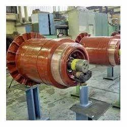 Industrial Heavy Motor Repairing Service