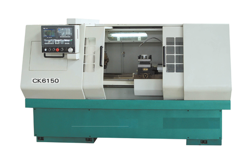 Automatic CNC Lathe Machine, Horizontal Lathe, 250-500 mm