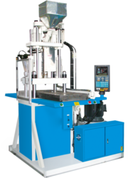 Single Slide Table Molding Machine