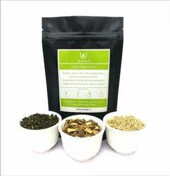 TeaSage Lemon Ginger Tea, Pack Size: 250gms, Packaging Size: 50gms