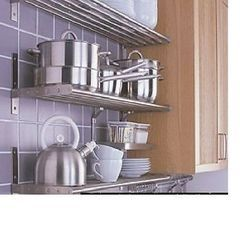 SS Kitchen RacksKitchen Racks Manufacturer from New Delhi