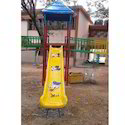 Outdoor Kids Plastic Slide