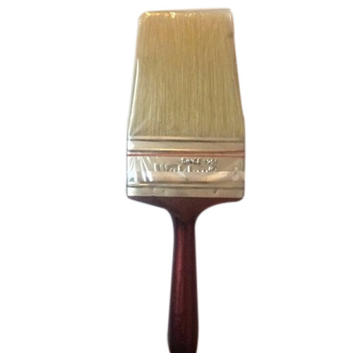 Wall Painting Brush Synthetic Paint Brush Manufacturer From Moradabad