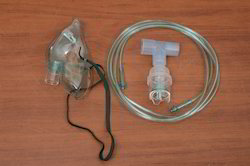 Nebulizer Mask with T  Connector