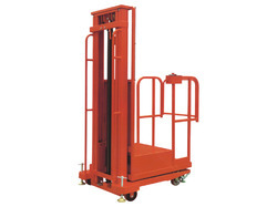 Semi Electric Hydraulic Order Picker