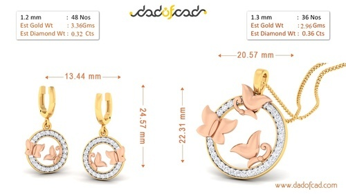 Light Pendant Set Light weight pendant set designs dad of cad mumbai id 8486274891 light weight pendant set designs audiocablefo