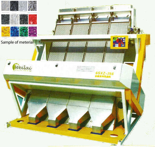 Plastic Material Sorting Machine
