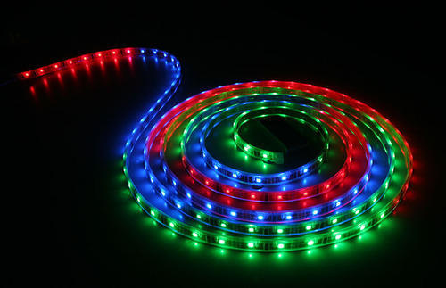 multi color led strip