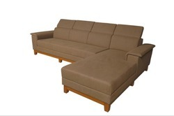 Sergio Three Seater Sofa With Lounge