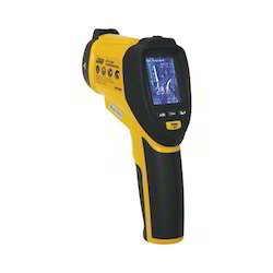 Infrared Video Thermometers with TFT Color LCD Display