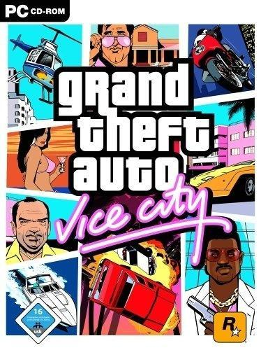 gta vice city game video