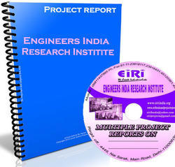 Project Report of  Copper Powder by Electrolytic Process