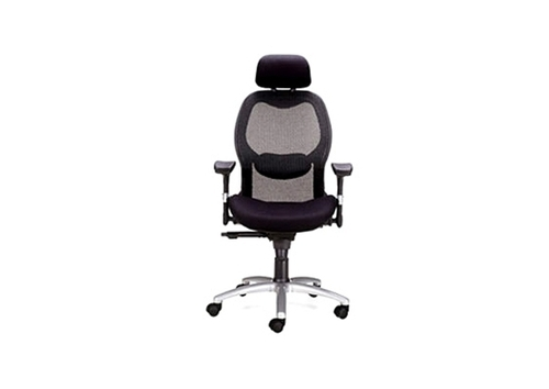 Godrej Interio Leoma With Head Rest High Performance Chair at Rs