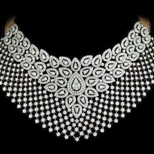 diamond necklaces designer diamond necklace manufacturer