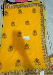 Chiffon Saree Krrish Saree