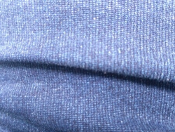 Blue Dyed Woven Fabrics, GSM: 50-100 GSM