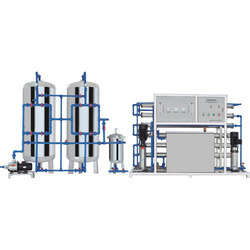 Industrial RO Water Treatment Plant