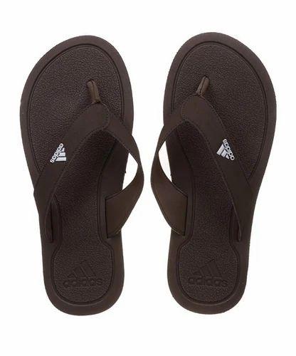PVC Adidas Slipper For Men, Size: 7 To