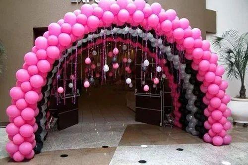 Balloon Decorator and Birthday Decorator Service Provider