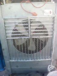 Air Cooler Metal Body Repairs