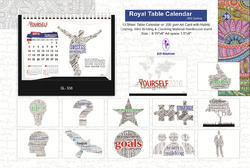 Table Top Calendars