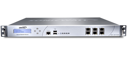 SonicWall Aventail SSL VPN, Router, Cables & Networking