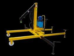 0.5 Ton Rotated Hydraulic Floor Cranes
