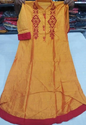 Ladies Silk Kurtis