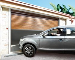 Automatic Security Garage Doors