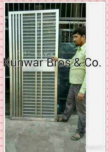 Steel Entrance Doors At Rs 22500 No Sector 10 Noida Id