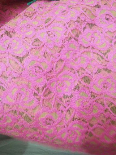 e1c5fcb061 Nylon White Fancy Net Fabric