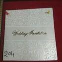 204 Wedding Card