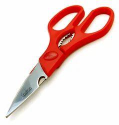 Plastic Handle Multipurpose Scissor, Size: 9 Inch