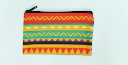 Customised  Printed Travel Pouch Bag