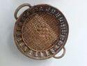 Cane Chapati Basket