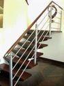 Straight Stairs - Steel