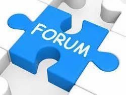 Web Forum Development Service