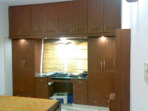 bea69c864 Wooden Wardrobe Cum Study Table, Rs 600 /square feet, Next G ...