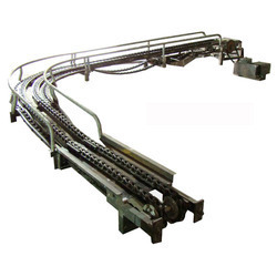 Stainless Steel Can Conveyors, Capacity : 50 To 100 feet