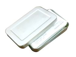 JAYCO Rectangular Aluminum Card Holder, Size/dimension: 10 X 6.5 X 2.5 Cms, For Multi Utility