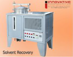 200 Liter Solvent Recovery Plant