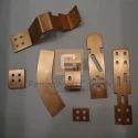 Copper Precision Turned Components