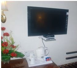 LCD TV And Electric Kettle Facility