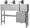 Three Phase Shrink Sleeve Applicators, Output Per Hour:up To 300 Bpm