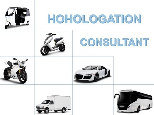 VRDE Homologation Consultant