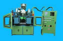 500ml Double Station HDPE Blow Moulding Machine