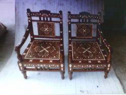 Two Seater Sofa Set
