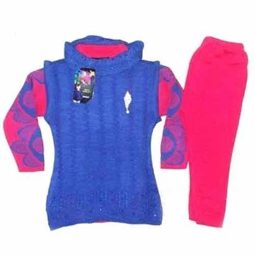 cd63cfaa9512 Girls Woolen Baby Suit at Rs 430  piece
